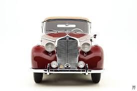antique mercedes 1951 mercedes benz 170s cabriolet hyman ltd classic cars