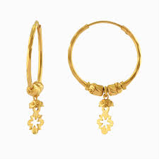 beautiful gold earrings beautiful gold women earring and bali