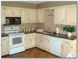 Antique Painted Kitchen Cabinets by Painting Kitchen Cabinets Antique White Kitchen Home Design