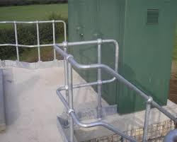 Standard Handrail Height Uk Industrial Handrails Balustrades Steelway Steelway