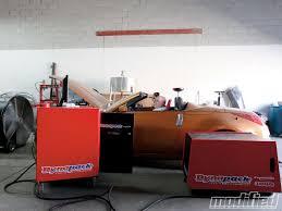 nissan 350z gas mileage 2006 nissan 350z roadster sg motorsport longtube headers