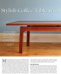 plywood coffee table plans coffee table plans u2022 woodarchivist