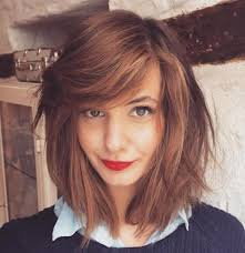hairstyles that hit right above the shoulder 37 cute medium haircuts to fuel your imagination