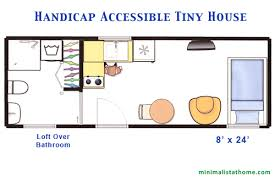 building a handicap accessible tiny house great idea if you need