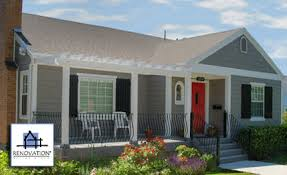 ranch homes with front porches porch designs to show the dramatic difference a front porch makes