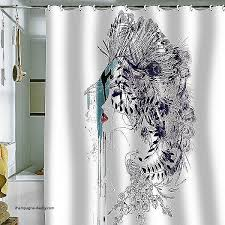 Themed Fabric Shower Curtains Curtains Themed Fabric Shower Curtains Fresh Refreshing