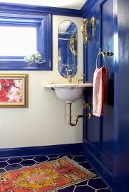 What Is A Powder Room In A House A Historic Family Home Brought Back To Life U2013 Design Sponge