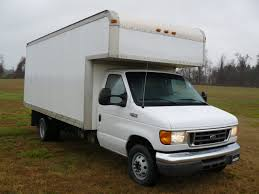 used ford work trucks for sale 2005 ford f450 box diesel v8 used commercial sale maryland