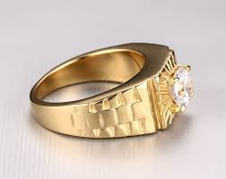 aliexpress buy real brand italina rings for men hot online shop top quality italian brand jewelry gold color ring