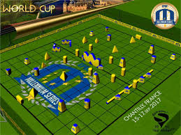 millennium series world cup layout is up