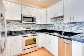 Kitchen Backsplash Ideas With Dark Cabinets Kitchen Cabinet White Cabinets Hinges Yellow And Gray Drawer