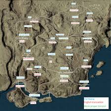 pubg new map release date new map translated and old names pubattlegrounds