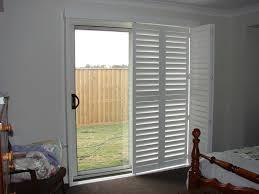 plantation shutters for sliding doors unique sliding closet doors