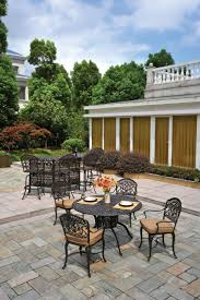 Aluminum Cast Patio Dining Sets - 190 best patio furniture images on pinterest outdoor living