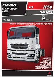 mitsubishi trucks fuso trucks australia fp54