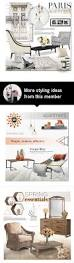 home design concept board paris apartment