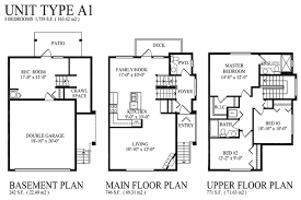 multi level floor plans new vancouver condos for sale presale lower mainland real estate