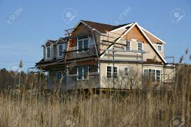 a rustic beach house stock photo picture and royalty free image