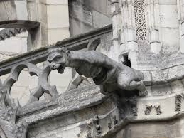 gargoyles travels and more with cecilia brainard gargoyles and foo dogs