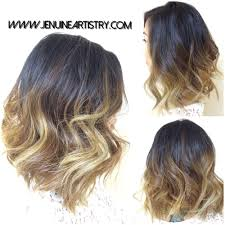pictures of ombre hair on bob length haur collections of ombre medium length hairstyles cute hairstyles