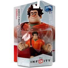 disney infinity figure wreck ralph vanellope
