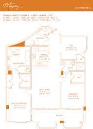 st tropez townhome floorplans