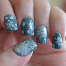 35 snowflake nail art ideas nenuno creative