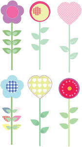 35 best decorating a kids room with wall stickers images on flower wall stickers for babies polly patch flower room stickers funtosee