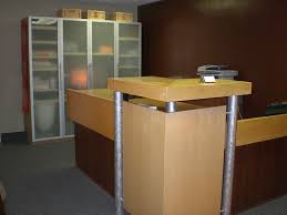 Ikea Reception Desk A Doctor S Front Desk Ikea Hackers