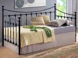 Single Metal Day Bed Frame Single Daybeds Black Metal Daybed Ornate Day Beds
