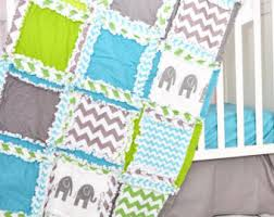 baby crib bedding rag quilts u0026 ruffle home by avisiontoremember