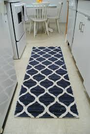 kitchen contemporary black and white kitchen mat runner rugs