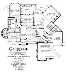 lighthouse floor plans harbor lighthouse house plan house plans by garrell