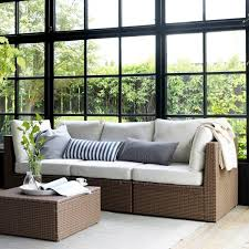 Patio Furniture Couch by 246 Best Outdoor Living Images On Pinterest Outdoor Living