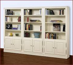 white bookcase for glass doors home design ideas