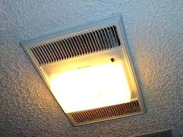 bathroom vent light fixture bathroom vent with light bathroom exhaust fan with heater amazing