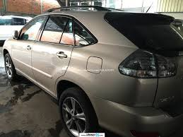 lexus rx 400h model years lexus rx 400h gold full option new arrival in phnom penh on