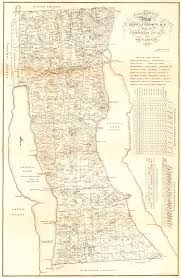 New York Counties Map Map Index