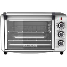 What To Use A Toaster Oven For Black Decker 6 Slice Convection Countertop Toaster Oven Silver