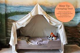 the ragged wren how to camping tent bed