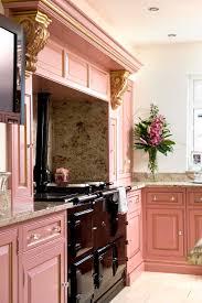 pink kitchen kitchen sourcebook