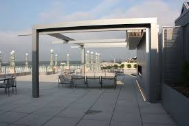 Pergola System by Projects U2014 2012 Warner Building Washington Dc