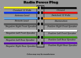 new aftermarket stereo rear speaker power problem toyota