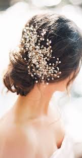 hair pieces for wedding grecian bridal hair pieces be a beautiful with bridal hair