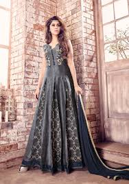 wedding dress indian silk anarkali wedding dresses online usa grey wedding wear anarkali