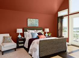 orange bedroom ideas original orange bedroom paint color schemes