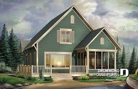 Small Scandinavian Style House Plans