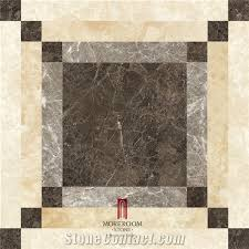 60 best tile medallions images on homes tile design