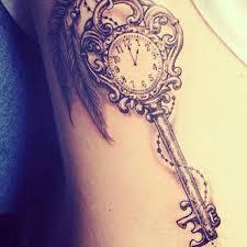 50 inspiring lock and key tattoos key tattoos key and