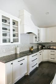 are painted or stained kitchen cabinets in style white painted shaker style kitchen and stained island